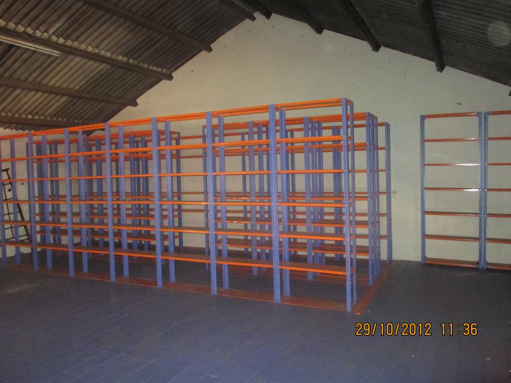 Multi Tire Rack / Mezzanine Floor